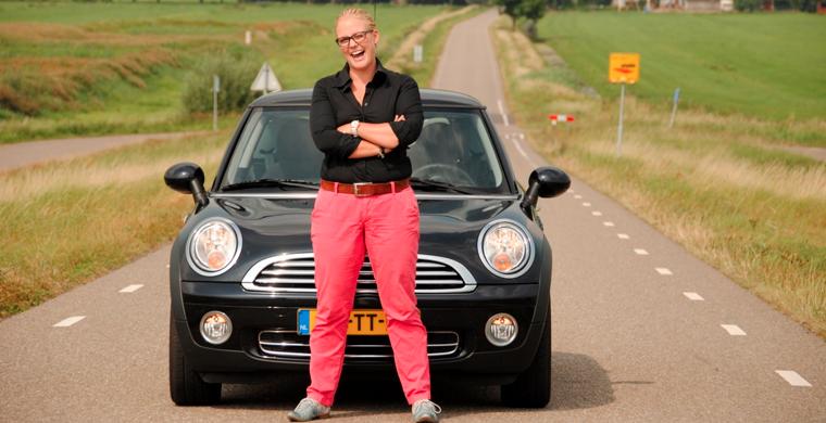 Eindelijk; michellepeters.nl nieuw leven inblazen