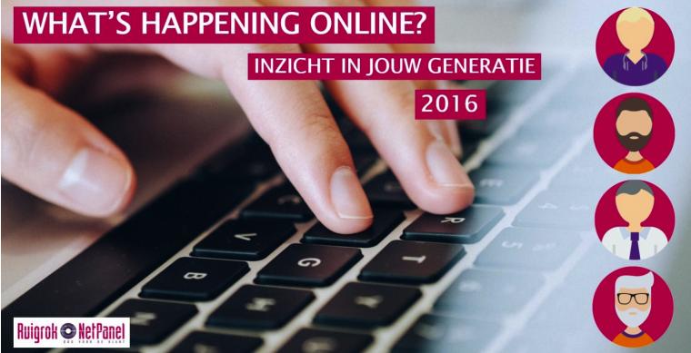 Het gebruik van social media en smartphones in Nederland