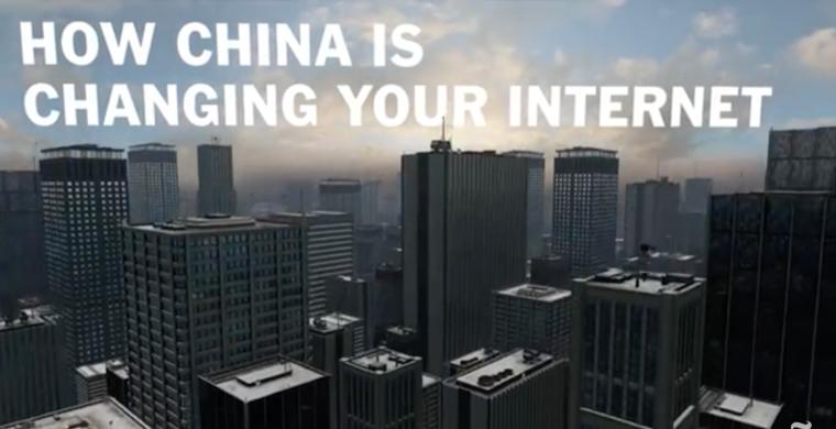 Ken je dat filmpje over hoe China het internet verandert? Nee? Kijken dan!