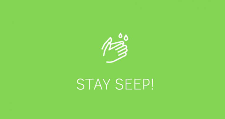 STAY SEEP!